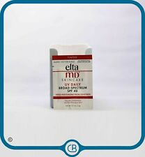 12 SAMPLES Elta MD UV DAILY TINTED SPF 40 Sunscreen FREE shipping