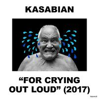 KASABIAN - FOR CRYING OUT LOUD   VINYL LP NEU