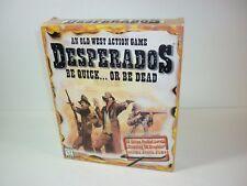Desperados: Be Quick or Be Dead (Microsoft Windows) PC Game - NEW - Big Box - !!