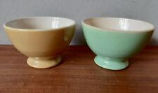 BOCH Vintage - 2 très petits bols - Tons pastel
