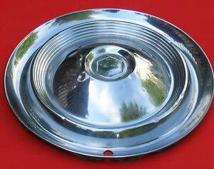 "Single 1955 -1956 Packard 15"" Wheel Cover"