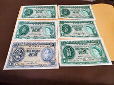6 Hong kong UNC and three are running nos