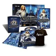 King's Bounty - The Legend - Collector - PC DVD (français) + T-shirt + Art Book