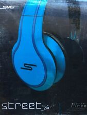 STREET 50 Cent Wired Over-Ear Headphones SMS Audio Brand New in Box