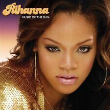 RIHANNA 'MUSIC OF THE SUN' CD NEW+!!!!!!