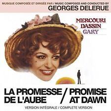 Georges Delerue - La Promesse de L'aube / Promise at Dawn [New CD] Canada - Impo