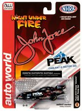 NEW!! 1/64th 2019 John Force NIGHT UNDER FIRE Chevrolet Camaro SS NHRA Funny Car
