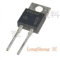 10PCS IDH10SG60C D10G60C 10A/600V TO220-2 NEW