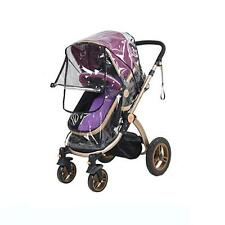 Baby Universal Waterproof Stroller Rain Cover Wind Dust Shield Pushchair Cover Y