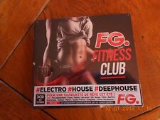 CD FITNESS CLUB ELECTRO HOUSE NEUF