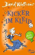 Kicker im Kleid von David Walliams (Gebundene Ausgabe)
