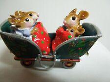 Wee Forest Folk Cozy Carriage M-453q