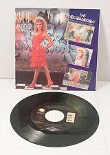 "Kylie Minogue THE LOCO-MOTION 7"" US 1988 VINYL Geffen Records - 7-27752 Single"
