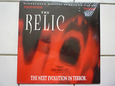 The Relic (Monster Horror Action Peter Hyams Tom Sizemore US Laserdisc 1997!!!)