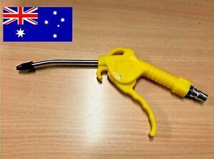 Air Blower Dust Gun Compressor Attachment Duster Blowing Tool Pneumatic Cleaner