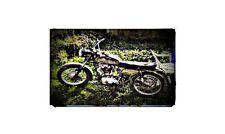 1975 Condor A350 Bike Motorcycle A4 Photo Poster