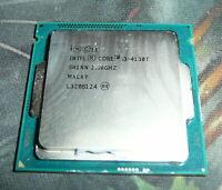 Intel Core i3 2.90GHz Dual Core SR1NN Processor CPU i3-4130T Socket 1150