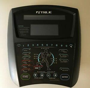 True Fitness True Strider TSXa Elliptical Display Console Assembly TSXA-CON