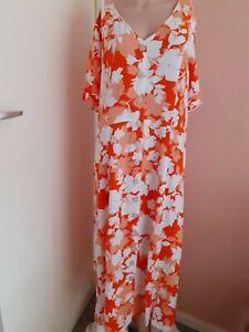 Studio Women's Button Through Midi Dress Sizes 12 And 20, Blu15575