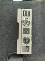RANGE ROVER L322 AIR SUSPENSION SWITCH CONTROL PANEL CLOCK YUL000072PUY