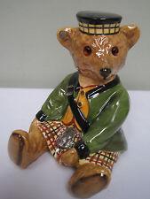 "Royale Stratford Teddy Bear Limited Edition Figurine no.184 of 2500 5"" New"