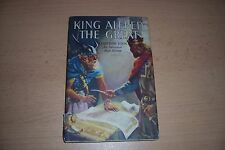 LADYBIRD BOOK King Alfred the Great,DUST JACKET 2/6 NET 1ST EDITION