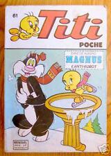 TITI poche n° 61 - mensuel - 1979