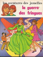 Aventures des Jumelles. La guerre des fringues. 1975