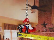 Takara Nintendo Super Mario Bros Baby Ceiling Fan Pull Light Lamp Chain K1335 F