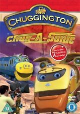 Chuggington Chug-A-Sonic DVD *NEW & SEALED*