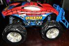 Tyco RC Spider-Man Monster Jam Vehicle