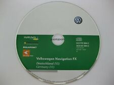 Original VW RNS 310 Navi navigation CD FX V1 2009 Germany Deutschland SEAT V4