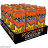12 Dosen a 0,5L Rock Star Energy Drink Juiced Mango Orange inc. EINWEG  Pfand