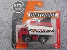 Camión de automodelismo y aeromodelismo Matchbox color principal rojo