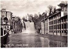 CARTOLINA LAZIO - FROSINONE - ISOLA DEL LIRI 4865 - CASCATA GRANDE
