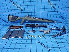 Entoys 1:6 ET002 Blade Girl Viper Lara Croft Figure - M14 Rifle Set