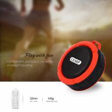 Waterproof Bluetooth Speaker Shower Outdoor Bathroom Portable Wireless Loud  USA