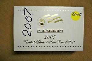 2007S U. S. Mint 14 COIN Proof SET