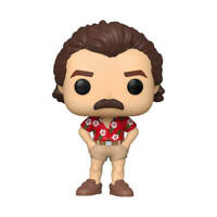 FUNKO POP! TELEVISION - MAGNUM PI - THOMAS MAGNUM -  VINYL FIGURE - Now Ready