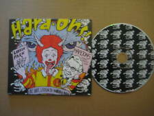HARD-ONS Eat Sh*t, Listen To Horrible Music RARE AUSSIE CD 2009 - ONLY 500 MADE
