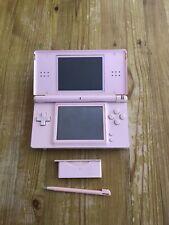 Nintendo Ds Lite Pink FAULTY