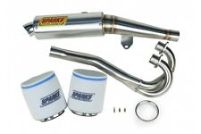 Sparks Racing Stage 1 Power Kit Ss Big Core Exhaust Honda Trx400ex