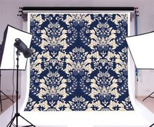 Seamless Studio Background 10x10FT Chinese Flower Pattern Photography Backdrops