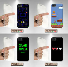 Cover for , Honor, Silicone, Soft, Gamers, Retro, Gaming, 8 Bit, Hearts