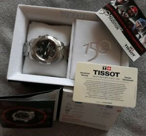 Tissot Men's T0134204420100 T-Touch Expert Watch