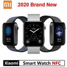 2020 NEW Xiaomi MI Watch GPS NFC Bluetooth Heart Rate Monitor Tracker Smartwatch