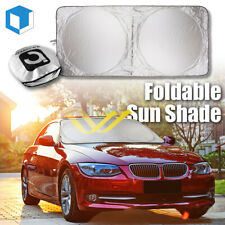 Auto Car Windshield Sunshade Front Window Foldable Visor Sun Shade Cover Block