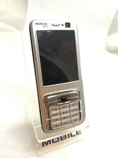 Nokia N73-Plateado (Desbloqueado) Teléfono Móvil