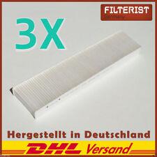 3x Innenraumfilter Pollenfilter FERRARI 360/ F131/Enzo Ferrari/430 -Klimaautom.