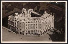 cartolina MILANO hotel titanus-loreto
